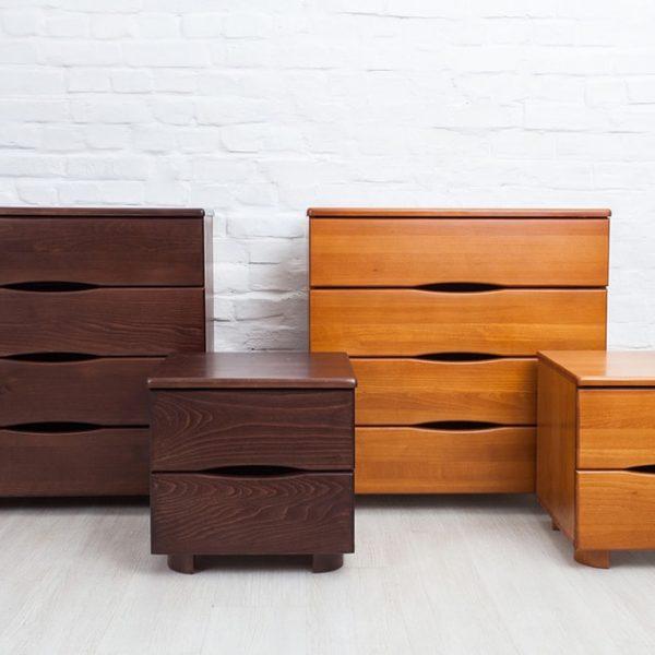 Комод и тумба Мария Микс мебель