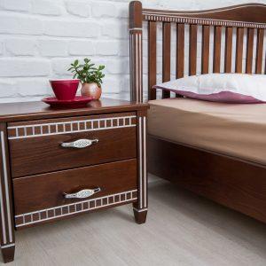 Тумба Монблан Микс Мебель у кровати