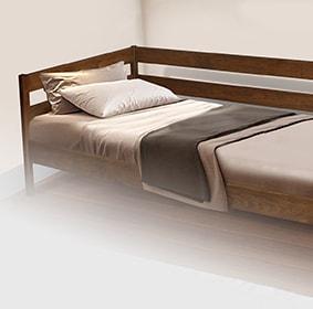 Односпальные кровати Микс Мебель