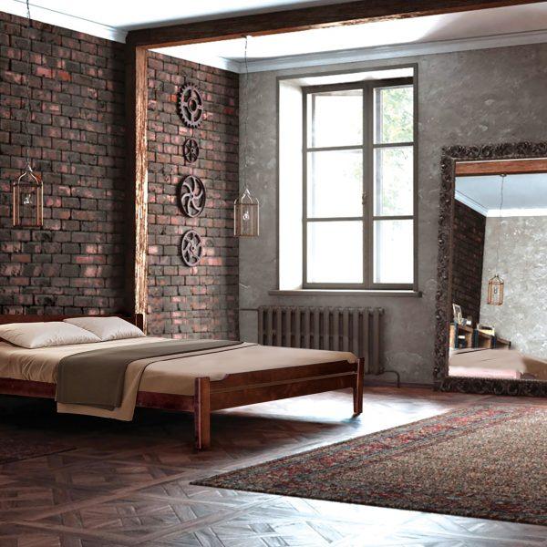 Кровать Ольга Микс Мебель в интерьере