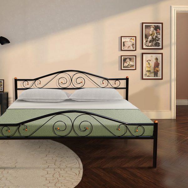 Кровать Респект Микс Мебель черная