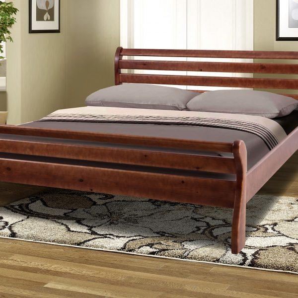 Кровать Ретро-2 Микс Мебель