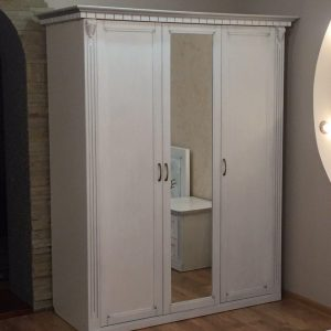 Шкаф Freedom 3-х дверный Микс Мебель