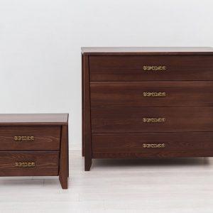 Комод и тумба Сити Микс мебель