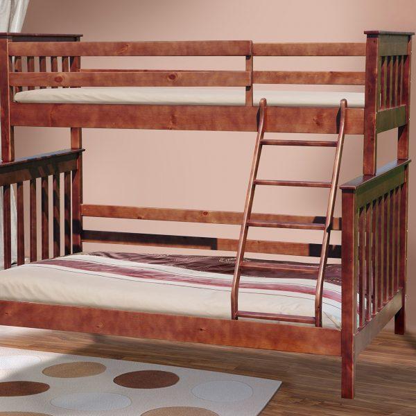 Кровать Скандинавия Микс Мебель в интерьере