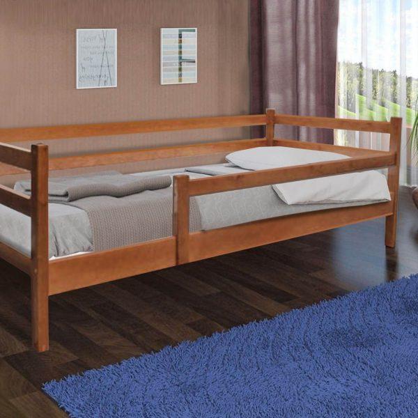 Кровать Соня Микс Мебель с забором