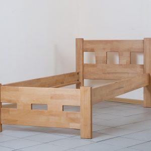 Кровать Space Микс Мебель односпальная