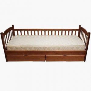 Кровать Юниор Микс Мебель без забора