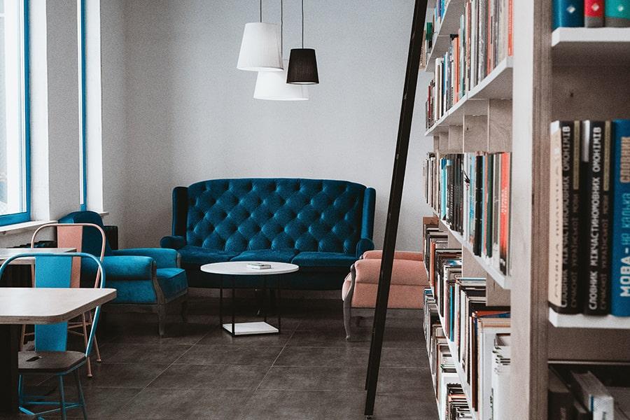Идея для домашней библиотеки