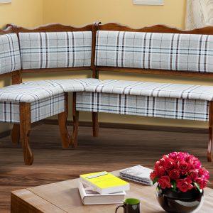 Кухонный уголок Шотландия Микс Мебель в интерьере