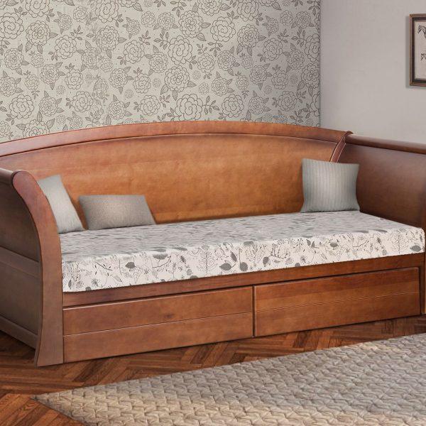 Кровать Адриатика Микс Мебель в интерьере
