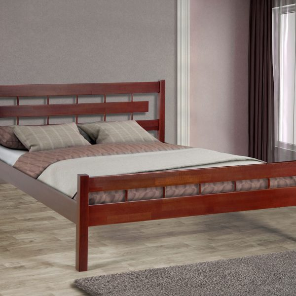 Кровать Альмерия Микс Мебель в интерьере