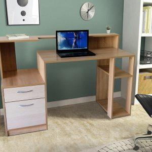 Компьютерный стол СК-11 Микс Мебель